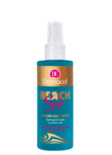 Beach Style hair spray with UV protection