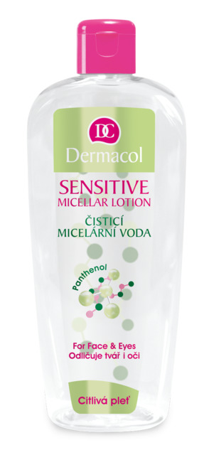 Sensitive micellar lotion
