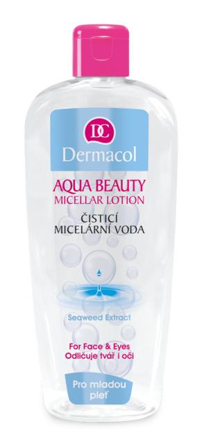 Dermacol - Aqua Beauty Micellar Lotion - Čisticí micelární voda - 400 ml