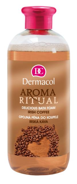 Dermacol - Aroma Ritual Bath Foam Irish Coffee - Pěna do koupele irská káva - 500 ml