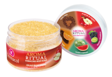 Aroma Ritual body scrub apple and cinnamon