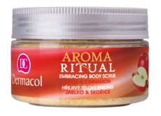Aroma Ritual Embrasing Body Scrub Apple And Cinnamon