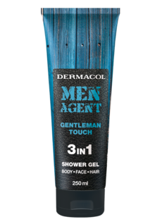 Men Agent Shower Gel Gentleman Touch