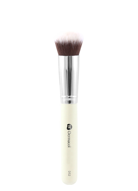 D52 Cosmetic Brush RoundTop with case