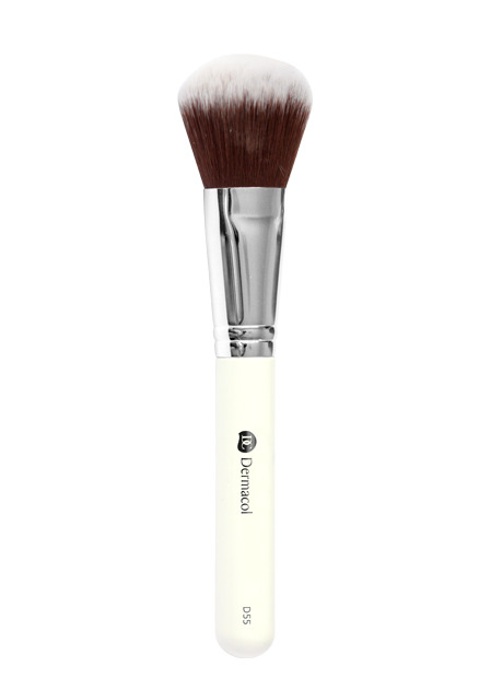 D55 Cosmetic Powder Brush with case