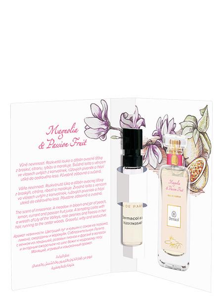 Dermacol - Tester EDP Magnolia & Passion Fruit - Tester EDP Magnolia and Passion Fruit- rozprašovačov - 2 ml