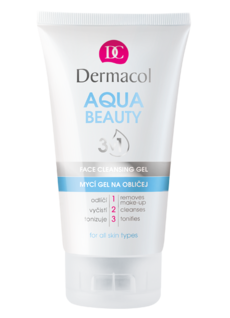 Aqua Beauty 3v1 Face Cleasing Gel