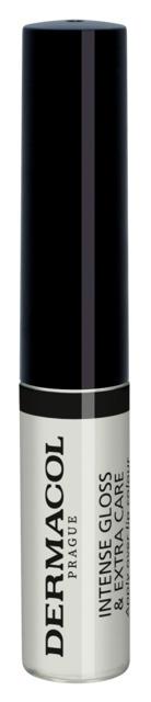 Dermacol - 16H Lip gloss - Monobalzám na pery č.02 s trblietkami -
