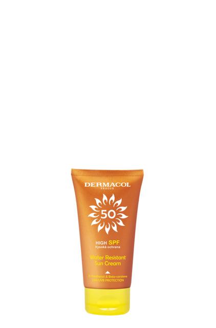 Dermacol - SUN Water resistant cream SPF 50 - SUN Pleťový krém na opalování OF 50 - 50 ml