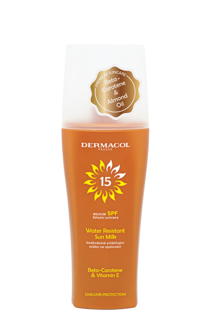 SUN Water Resistant Milk Spray SPF 15