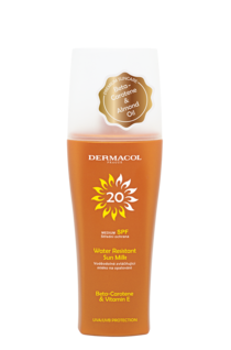 SUN Water Resistant Milk Spray SPF 20