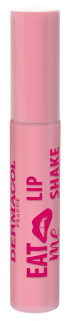 Dermacol - Lip shake lip gloss - Lesk na pery Caramel č.04 -