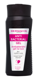 Antibacterial hand gel 250 ml