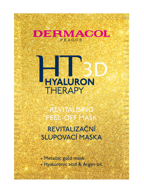 3D Hyaluron Therapy revitalising peel-off mask