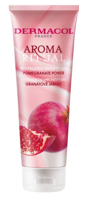 Aroma Ritual Shower Gel - pommegranate power