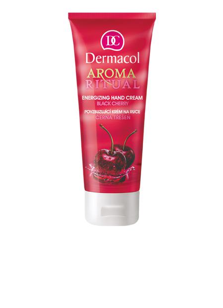 Dermacol - Aroma Ritual Hand Cream black cherry - Hydratačný krém na ruky - čierna čerešňa - 100 ml
