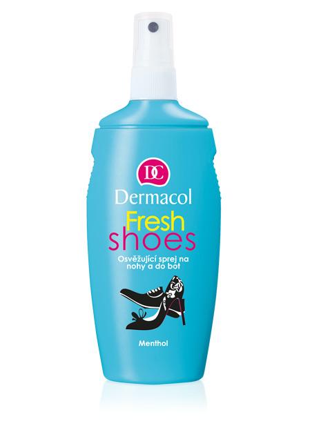 Dermacol - FRESH SHOES SPRAY - Osviežujúci sprej na nohy a do topánok - 130 ml