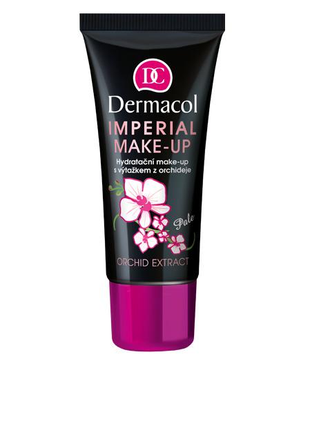 Dermacol - IMPERIAL MAKE-UP - Hydratačný make-up s výťažkom z orchidey - 30 ml