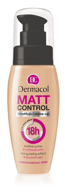 Dermacol - Matt control make-up 04 - MATT CONTROL MAKE-UP 04 - 30 ml