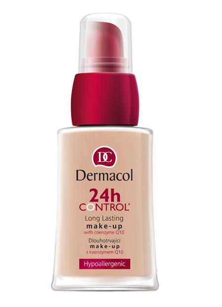 Dermacol - 24h CONTROL* MAKE-UP - Dlhotrvácny, dotyku odolný make-up - 30 ml