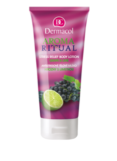 Aroma Ritual body lotion grape and lime