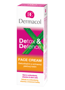 DETOX & DEFENCE FACE CREAM