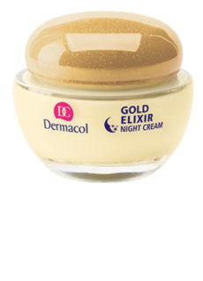 Gold Elixir Caviar Night Cream