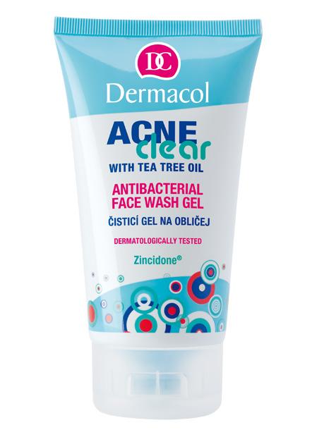 Dermacol - ACNECLEAR ANTIBACTERIAL FACE GEL - Antibakteriální mycí gel na obličej - 150 ml
