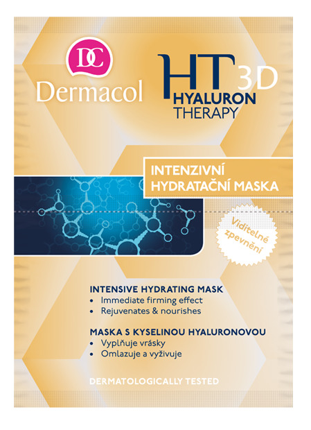 3D Hyaluron Therapy mask