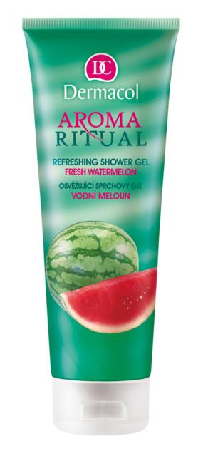 Dermacol - AROMA RITUAL SHOWER GEL - FRESH WATERMELON - Osviežujúci sprchový gél - vodový melón - 250 ml
