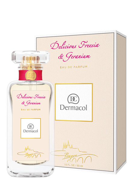 EDP Delicious Freesia & Geranium