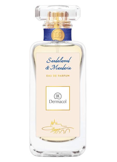 Dermacol - EDP Sandalwood & Mandarin - Parfémovaná voda s vůní koření, cedrového dřeva a citrusů - 50 ml