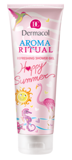 Aroma Ritual Shower Gel - happy summer