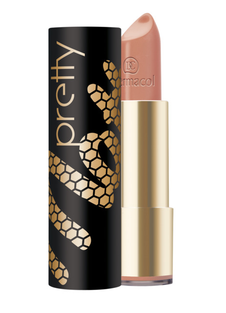 Dermacol - Pretty Matte Lipstick - Matný rúž č.15 - 4,5 g