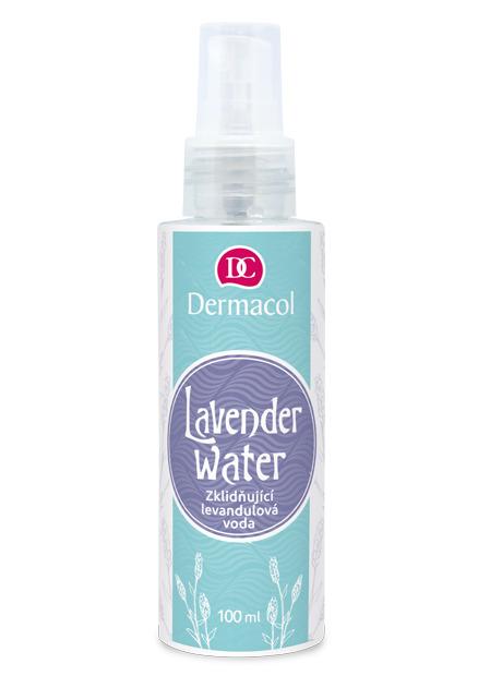 Dermacol - Lavender water - Upokojujúca levanduľová voda - 100 ml