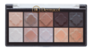 Eyeshadow palette Matt and Pearl No. 2