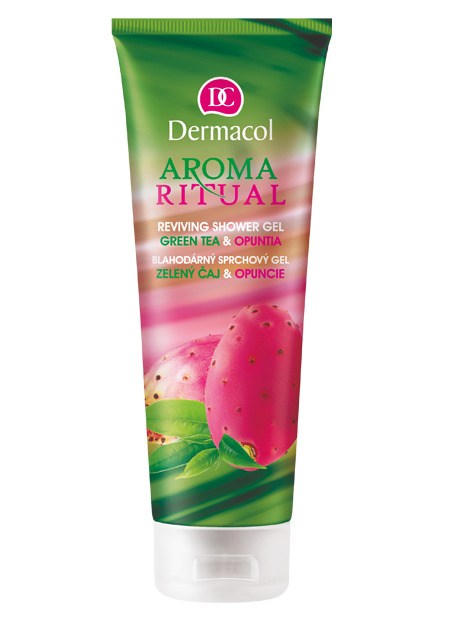 Aroma Ritual Shower Gel - green tea and opuncia