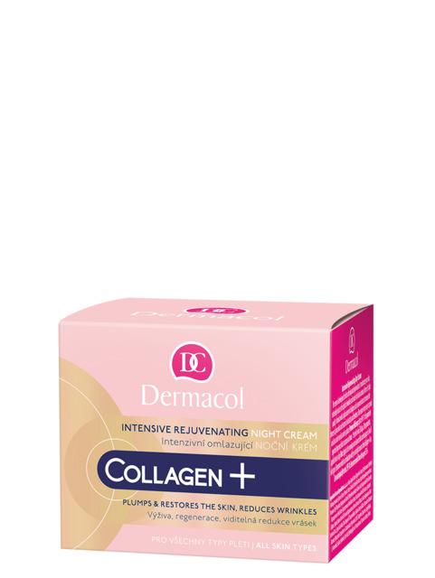 Collagen+ intensive rejuvenating night cream
