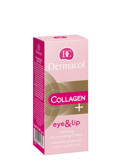 Collagen Plus Intensive Rejuvenating EYE&LIP Cream