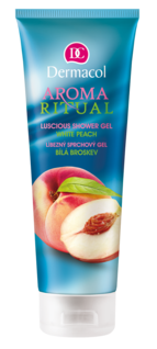 Aroma Ritual Shower Gel - white peach