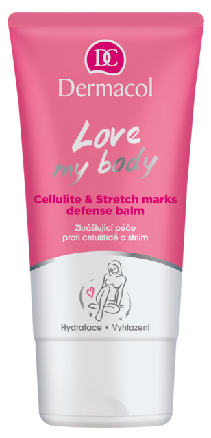 Cellulite and Stretch marks defense balm Love my body
