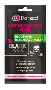 Tissue Detoxifying Mask Black Magic