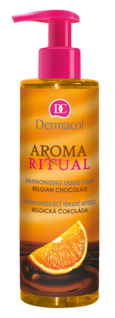 Aroma Ritual harmonizing liquid soap - Belgium chocolate