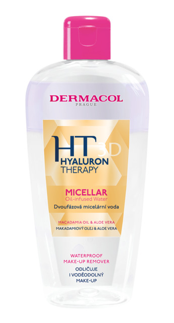 3D Hyaluron Therapy micellar oil-infused water