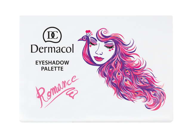 Romance - luxury eyeshadow palette