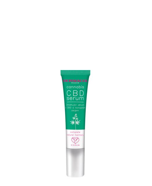 Levně Dermacol - Cannabis CBD serum - Cannabis CBD sérum - 12 ml