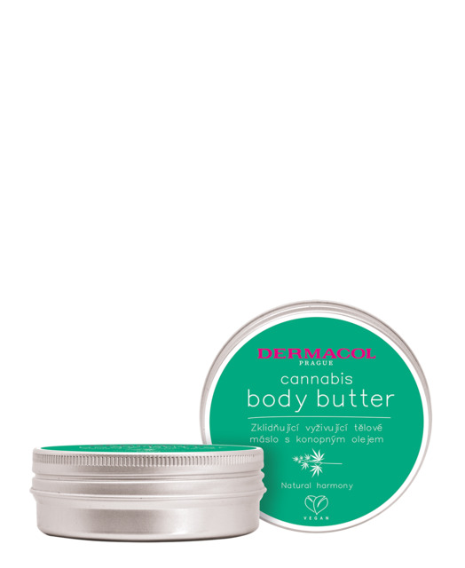 Cannabis body butter