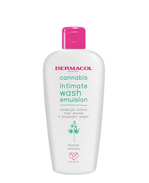 Dermacol - Cannabis intimate wash emulsion - Cannabis intimní mycí emulze - 200 ml