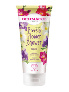FLOWER CARE delicious shower cream Freesia