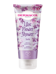 FLOWER CARE delicious shower cream Lilac